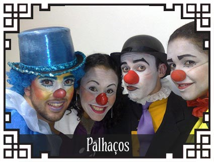 palhacos